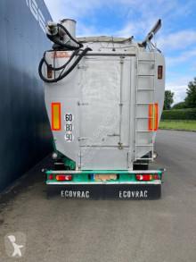 Semirimorchio Ecovrac cisterna trasporto alimenti usato
