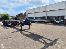 Semirimorchio Pacton Container chassis 45ft. Multi portacontainers usato