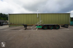 Návěs Pacton FLEX XL MULTI CONTAINER TRAILER nosič kontejnerů použitý