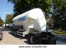 Semitrailer Spitzer 34 m3/ SILO tank pulverformig begagnad