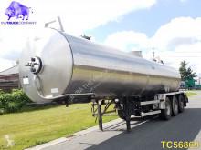 Semi reboque Magyar Silo cisterna usado