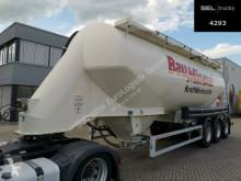 Feldbinder por állományú anyagok szállítására alkalmas tartálykocsi félpótkocsi EUT 40.3 / Alu-Felgen / 40.000 l / Lenkachse