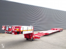 Nooteboom EURO-48-03 / REMOVABLE NECK / EXTENDABLE / 16.25 mtr bed! semi-trailer used heavy equipment transport