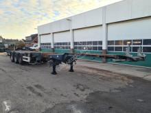 Félpótkocsi Pacton Container chassis 45ft. Multi használt konténerszállító