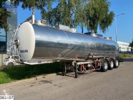 Semi remorque citerne Maisonneuve Levensmiddelen 30000 Liter