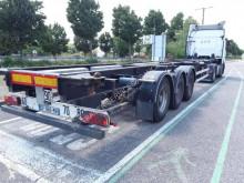 Fruehauf container semi-trailer CHASSIS 40/45 MULTI POSITIONS
