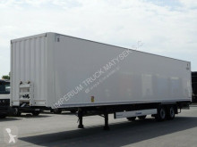 Semitrailer transportbil Krone BOX / KOFFER / ISOTHERM / 2 AXES/H:2,75M/2018 Y