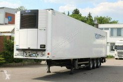 Semi remorque Schmitz Cargobull CV 1550/LBW/Trennwand/Strom/blume frigo occasion