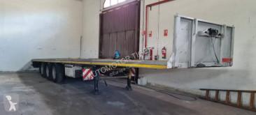 Semitrailer Lecitrailer 3E20 platta panelbärare begagnad
