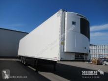 Félpótkocsi Schmitz Cargobull Tiefkühler Standard Doppelstock Trennwand használt izoterm