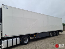 Félpótkocsi Schmitz Cargobull Oplegger Thermoking slx 300 használt egyhőmérsékletes hűtőkocsi