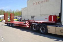 ATC NACZEPA NISKOPODWOZIOWA 3 OSIOWA Z NAJAZDAMI semi-trailer new heavy equipment transport