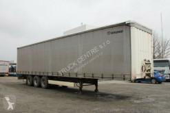 Krone SD, STANDARD, AXLES BPW, LIFT AXLE semi-trailer used tautliner