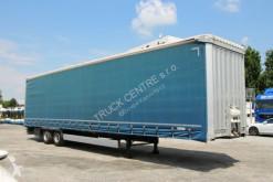 Schmitz Cargobull tautliner semi-trailer SZ, LOW DECK, AXLES BPW, TOP CONDITION