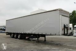 Schwarzmüller SPA 3/E, STANDARD, AXLES BPW, LIFT AXLE semi-trailer used tautliner