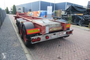 Sættevogn MOL Container Chassis / 20FT / ROR + Drum containervogn brugt