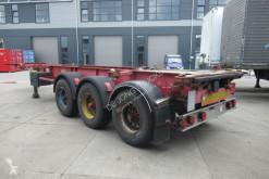 Semitrailer containertransport Renders ROC 12.27 / 20 / 30 FT / BPW + Drum
