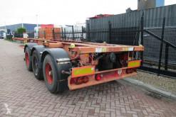 Semitrailer Van Hool Container Chassis / 20 - 30 FT / BPW + Drum containertransport begagnad