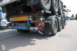 Semiremorca Van Hool Container Chassis / Extendable on rear / MB + Disc transport containere second-hand