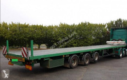 Leveques semi-trailer used flatbed