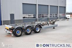 Semitrailer Schmitz Cargobull SCF 24 G | 2x20-30-40ft HC * EXTENDABLE REAR containertransport begagnad