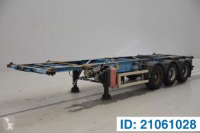 Naczepa Desot Skelet 20-30 ft do transportu kontenerów używana