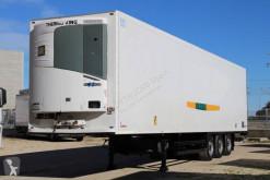 Schmitz Cargobull refrigerated semi-trailer TK SL 400/FRC/2,7h/SAF/Alu-Boden/7cm Wand/