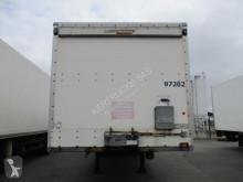 Semitrailer Trouillet Non spécifié transportbil begagnad