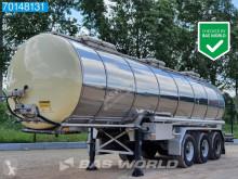 Burg élelmiszerszállító/büfékocsi tartálykocsi félpótkocsi BPO 12-27 Z Isolated Heated 1 comp. NL-trailer