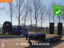 Nooteboom OSD semi-trailer used heavy equipment transport