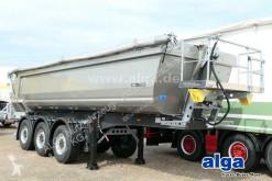 Alga, Stahl, 25m³, Hardox, SAF-Achsen, Luft-Lift Auflieger neu Kipper/Mulde