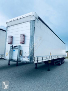 Félpótkocsi Schmitz Cargobull használt függönyponyvaroló