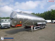 Полуремарке Magyar Fuel tank inox 36.4 m3 / 7 comp цистерна втора употреба