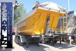 Félpótkocsi Zorzi semirimorchio ribaltabile vasca 10 gomme 27m3 használt billenőkocsi építőipari használatra