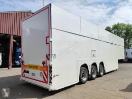 Semirremolque Berdex OL 1527 - Hefdak - 3.00m Breed - Heftruck Transport - TOP! (O654) portamáquinas usado