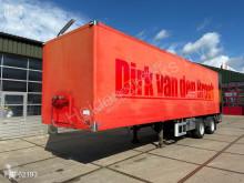 Semirimorchio Fruehauf ONCRS 32-220 A | Closed Box | Load-Lift usato
