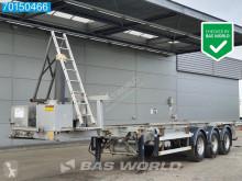 Burg container semi-trailer BPO 12 27 CKDM12 Kipp Chassis 20-30ft. 24V Electrisch & Hydraulik