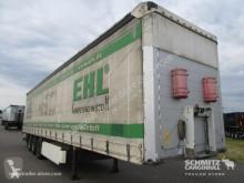 Полуремарке Schmitz Cargobull Curtainsider Standard Staplerhalterung Getränke камион за превоз на бира втора употреба