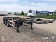 Semirremolque Semi Containerfahrgestell
