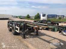 Semi Pacton Containerfahrgestell