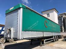 Viberti semi-trailer used tautliner
