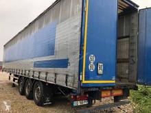 Lecitrailer Extra longue et étanche semi-trailer used tautliner