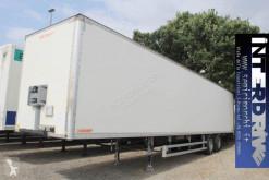 Fruehauf plywood box semi-trailer semirimorchio furgonato 2assi sponda