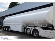 Félpótkocsi 46000 Liter, 10 Comp, BPW használt tartálykocsi