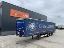 Semirremolque lonas deslizantes (PLFD) Krone BPW+drumbrakes, timberstakes, multilock, 2.80m int. height, NL-trailer, 10x available