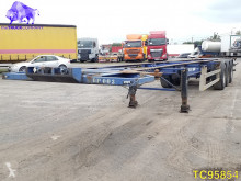 Semitrailer Pacton TX339A Container Transport containertransport begagnad