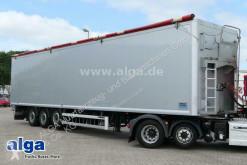 Knapen moving floor semi-trailer K 200, 92m³, Funk, Alu-Felgen, Wabco-Board, Lift