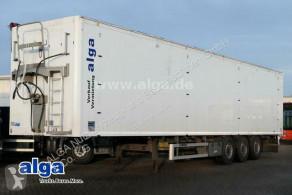 Semirimorchio fondo mobile Knapen K 100/SAF/Liftachse