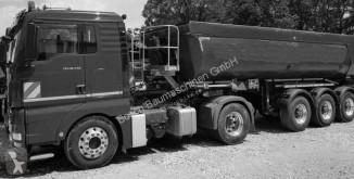 Schwarzmüller semi-trailer used tipper