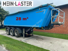 Semiremorca Meiller Alu Stahl Mulder 28 m³ Fertiger NL 29.300 kg benă second-hand